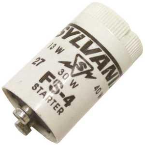 Sylvania 44812 Starter 48 in. for 1 Light for Preheat Lamps
