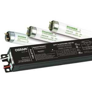 Sylvania 49845 Quicktronic 4 ft. 3-Light Ballast for 8 ft. T8 Lamps