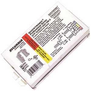 QUICKTRONIC Compact Fluorescent Electronic Ballast, 2 x 26-Watt, 120-Volt