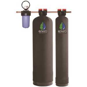 Enviro Water PRO-COMBO-1344 (3 CARTONS) Ultimate Combo Series 13 - 18 GPM Whole House Water Filtration System Plus Envirosoft Salt-Free Conditioning