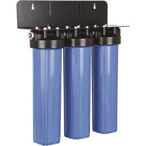 VITAPUR VHF-3BB2 3-Stage Whole Home Water Filtration System