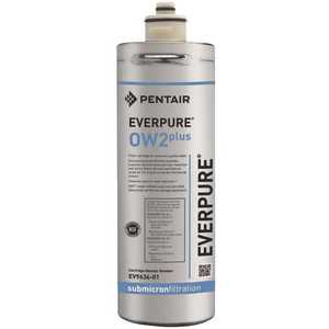 Everpure EV963406 OW2-Plus Precoat Under Sink Replacement Water Filter Cartridge for Drinking Water Systems