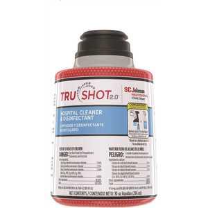 SC Johnson Professional 315387 TruShot 2.0 10 fl. oz. Hospital Disinfectant Cleaner Cartridge