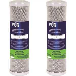 PUR PUNCRBKIT Under-Sink Replacement Water Filter Cartridge Kit for PUN1FS and PUN3RO