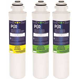 PUR PQC4ROKIT Quick Connect Replacement Reverse Osmosis Water Filter Kit