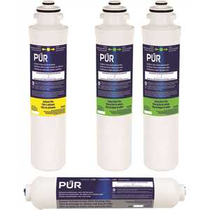PUR PQC5ROKIT Quick Connect Replacement Reverse Osmosis Water Filter Kit