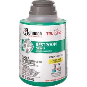 TruShot 681022 Concentrated Restroom Cleaner 10fl oz TruShot cartridge