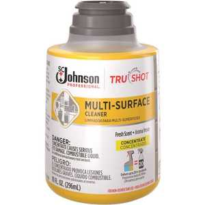 S.C. JOHNSON CONSUMER 681023 Trushot 10 oz. Concentrated Multi-Surface Cleaner