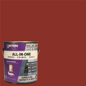 Beyond Paint BP21 1 gal. Poppy Furniture, Cabinets, Countertops and More Multi-Surface All-in-One Interior/Exterior Refinishing Paint