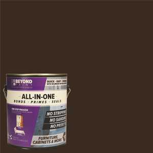 Beyond Paint BP16 1 gal. Mocha Furniture, Cabinets, Countertops and More Multi-Surface All-in-One Interior/Exterior Refinishing Paint
