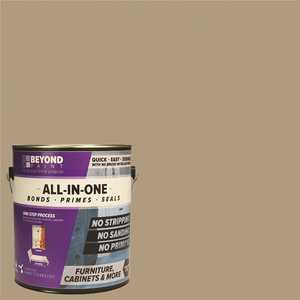 Beyond Paint BP19 1 gal. Pebble Furniture, Cabinets, Countertops and More Multi-Surface All-in-One Interior/Exterior Refinishing Paint