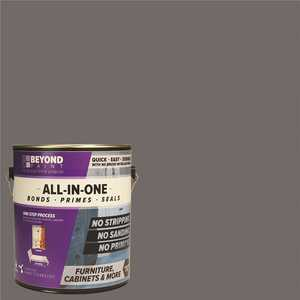 Beyond Paint BP20 1 gal. Pewter Furniture, Cabinets, Countertops and More Multi-Surface All-in-One Interior/Exterior Refinishing Paint