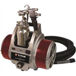 TITAN 0524032 Capspray 95 Fine-Finish HVLP Paint Sprayer