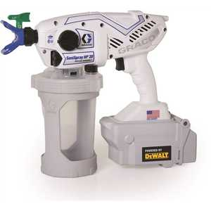 SaniSpray 25R791 HP 20 42 oz. Cordless Airless Disinfectant Sprayer