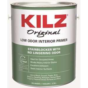 Original 1 Gal. White Low-Odor Oil-Based Interior Primer, Sealer, and Stain Blocker