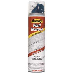 Homax 4060-06 10 oz. Flat White Water-Based Knockdown Spray Texture