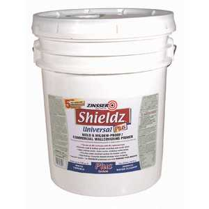 Zinsser 3200 Shieldz 5 gal. Interior Universal Plus Mold and Mildew-Proof Commercial Wallcovering Primer