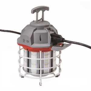 Keystone Technologies KT-TFLED60-850 60-Watt Light Grey Temporary High Bay