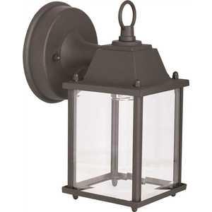 Royal Cove 2495864 1-Light Black Outdoor Wall Mount Lantern