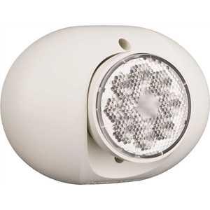 Lithonia Lighting ELA Q L0304 M12 ELA Quantum Thermoplastic White Emergency LED Adjustable Remote Head