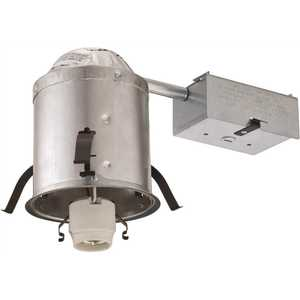 Lithonia Lighting L3R R6 Contractor Select L3 Series 4 in. Remodel Air Tight Incandescent Recessed Housing