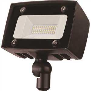 PROBRITE PWRF20-4K-BZ 150-Watt Equivalent Integrated Outdoor LED Flood Light, 2000 Lumens, Outdoor Security Light