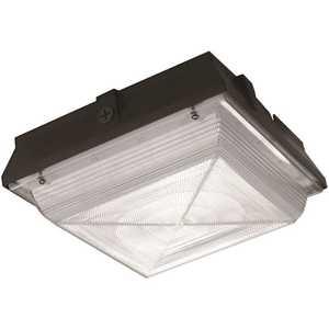 PROBRITE HEL20-4K-BZ 150-Watt Equivalent Integrated Outdoor LED Security Light, 2200 Lumens, Ceiling/Canopy, Outdoor Security Lighting