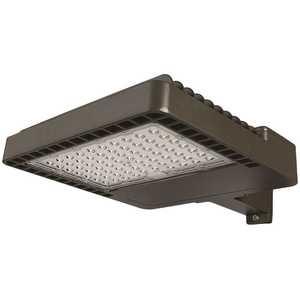 PROBRITE NOVA100-PC-4K-BZ 800-Watt Equivalent Integrated Outdoor LED Area Light, 12000 Lumens, Dusk to Dawn Outdoor Security Light