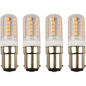 Newhouse Lighting BA-2320-4 20-Watt Equivalent T5 with BA15D Base, 120-Volt LED Light Bulb Warm White