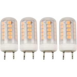 Newhouse Lighting GY8-2320-4 20-Watt Equivalent GY8.6 LED Light Bulb Warm White
