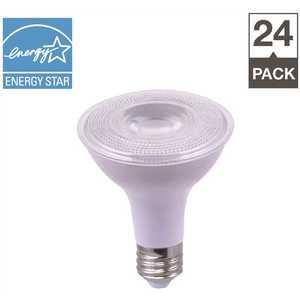 Simply Conserve LPAR30DW11W-27K 75-Watt Equivalent Par30 Dimmable Wet Location ENERGY STAR LED Light Bulb Soft White