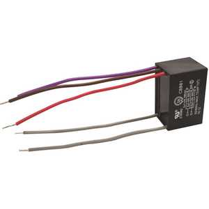 National Brand Alternative 37999 Black Accessories-Capacitor for ceiling fan use