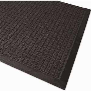 Guardian Floor Protection MLLWG031004 Charcoal 36 in. x 120 in. Wiper Scraper Indoor Mat