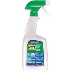COMET 003700022569 32 oz. Disinfecting-Sanitizing Cleaner Spray