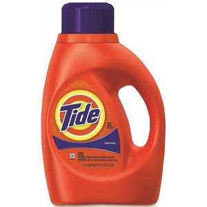 TIDE PAG13878 50 oz. Liquid Laundry Detergent (32-Loads)