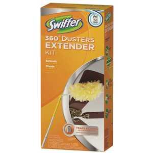 SWIFFER 003700082074 Microfiber Dusters Extender Starter Kit