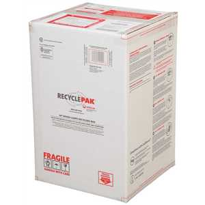 Veolia Environmental Services North America Corp SUPPLY-126 2 ft. Mixed Lamp Recycling Box