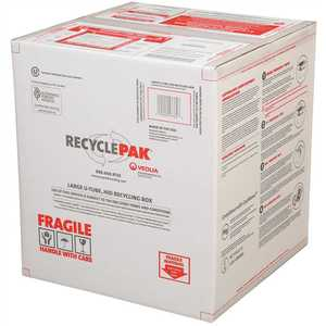 Veolia Environmental Services North America Corp SUPPLY-191 2 ft. U-Tube/HIDS Large Recycle Box