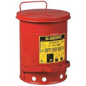 SAFETY CAN 6 GAL RED