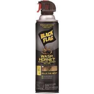 BLACK FLAG HG-11036 14 oz. Wasp, Hornet and Yellow Jacket Killer