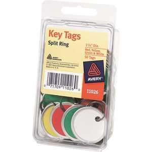 Avery AVE11026 Key Tags