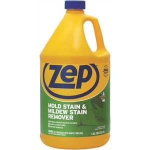 ZEP ZUMILDEW128 1 Gal. Mold Stain and Mildew Stain Remover