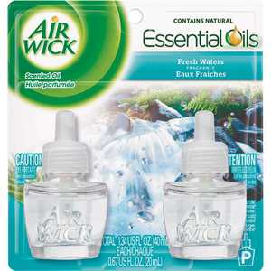 Air Wick REC79717 0.67 oz. Fresh Waters Scented Oil Refill