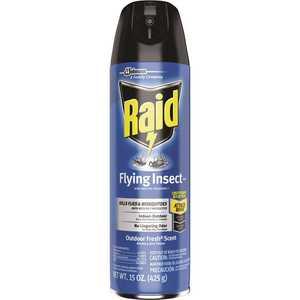 RAID 300816 Flying Insect Killer 15oz Aerosol