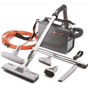 HOOVER CH30000 Commercial PortaPOWER Lightweight Canister Vacuum Cleaner
