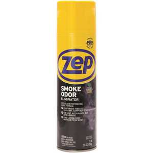 ZEP ZUSOE16 16 oz. Smoke Odor Eliminator Air Freshener Spray