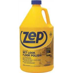 ZEP ZUWLFF128 1 Gal. Wet-Look Floor Polish