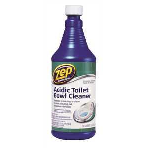 ZEP ZUATB32 32 oz. Acidic Toilet Bowl Cleaner