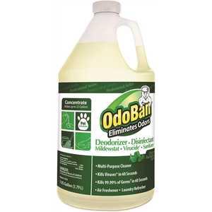 OdoBan ODO911062G4 1 Gal. Concentrated Odor Eliminator, Eucalyptus, Bottle