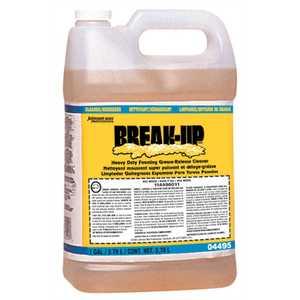 SUMA 904495 1 Gal. Break-Up Foaming Grease Cleaner